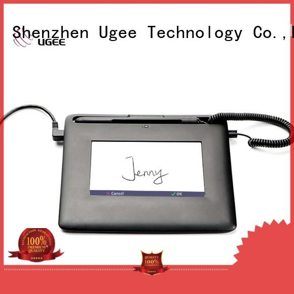 best tablet for writing pen original handwriting tablet Ugee Brand