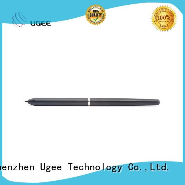 Custom professional tablet pen electromagnetic Ugee