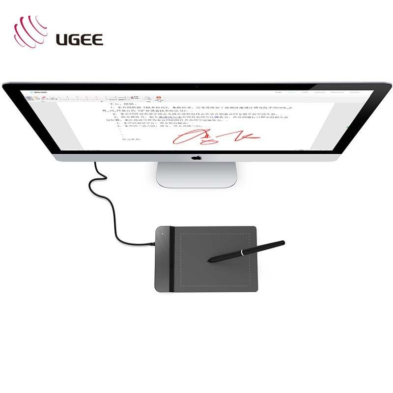 Hot best tablet for writing signature Ugee Brand