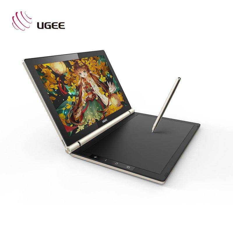 window10 dual new best tablet laptop Ugee Brand company
