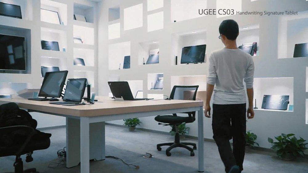 CS03 Signature Tablet