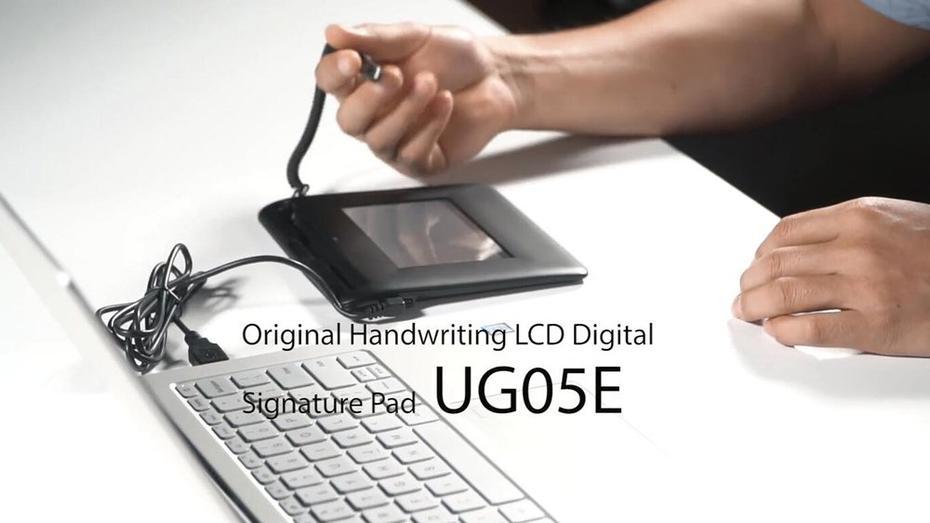 UG05E Signature Pad