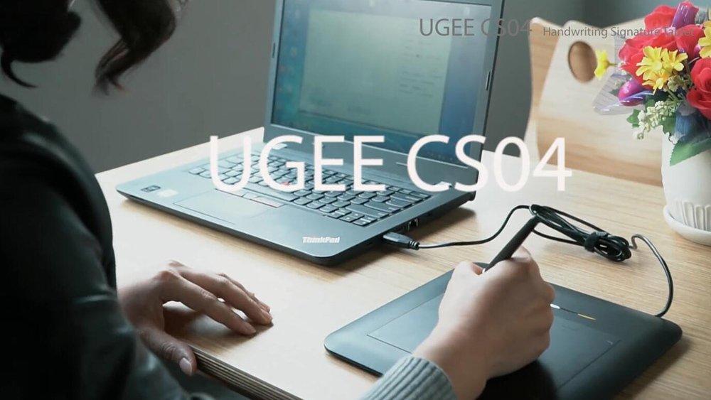 CS04 Signature Tablet