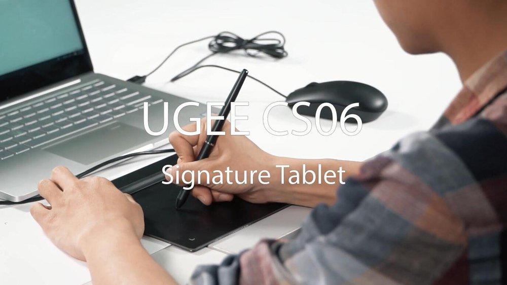 CS06 Signature Tablet