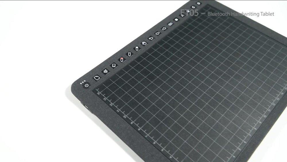 ET05 Handwriting Graphic Tablet