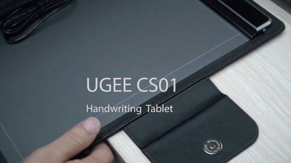CS01 Handwriting Graphic Tablet-Ugee