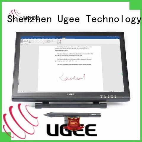 sign pad 13.3 signature pad Ugee Brand