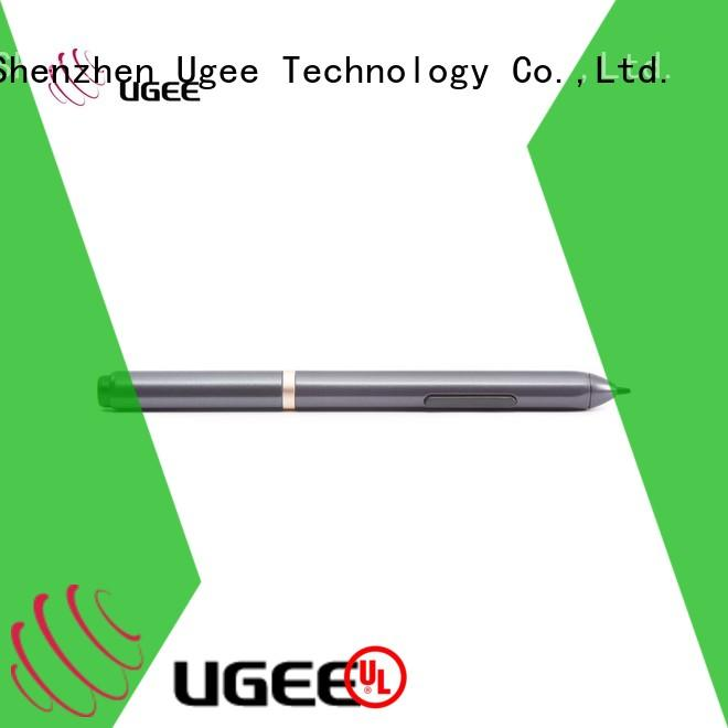 Ugee pressure sensitive stylus promotion for education