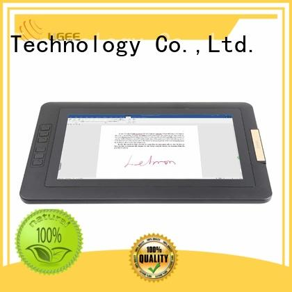 best tablet for writing fingerprint pc handwriting tablet 2.4g company