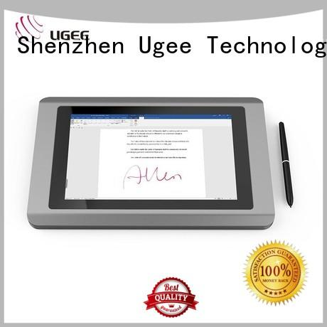 Wholesale professional electromagnetic signature pad Ugee Brand
