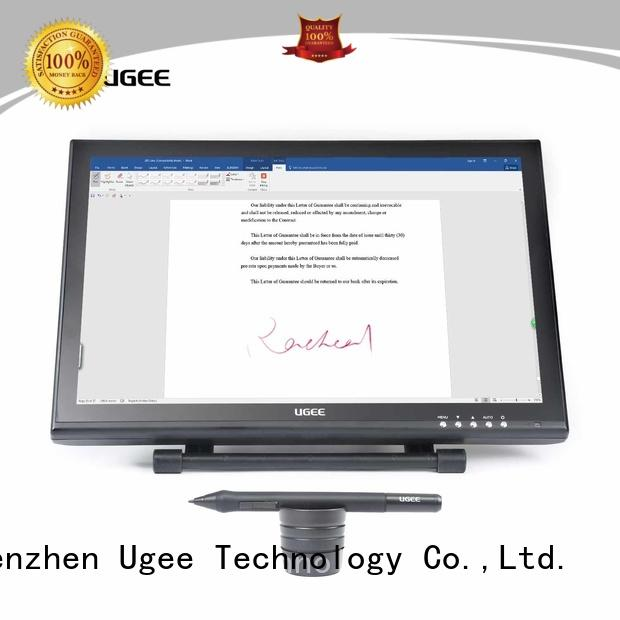 pad office lcd sign pad Ugee manufacture