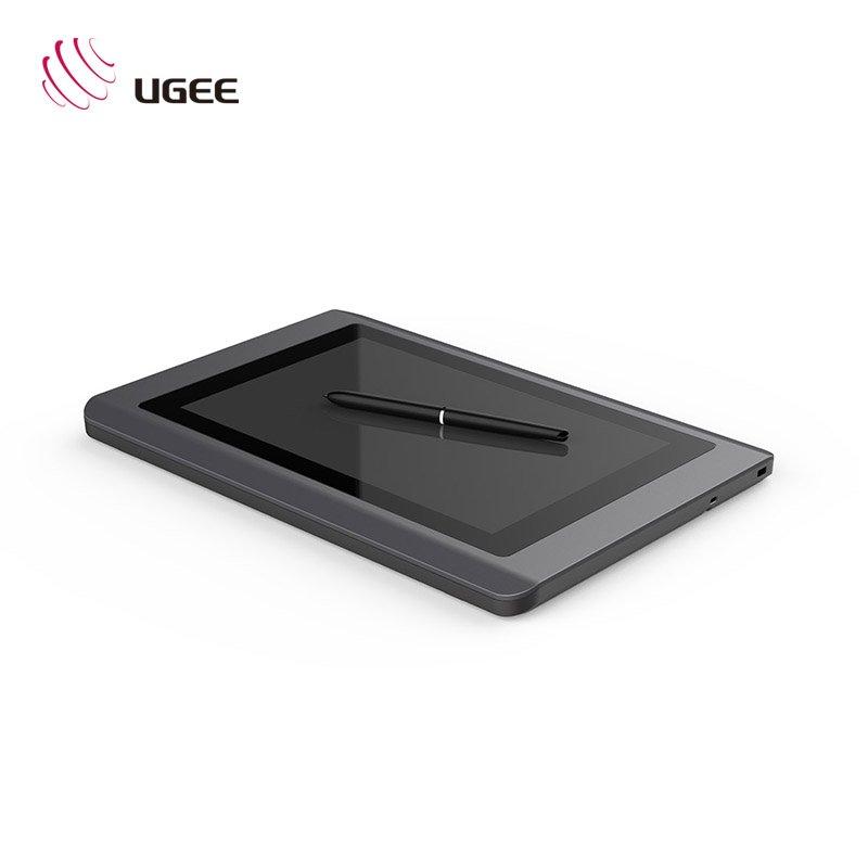 Ugee 10.1 inch IPS Screen Paperless Original Handwriting Signature Graphic Digital Passive Electromagnetic Pen Tablet Handwriting Pads image11