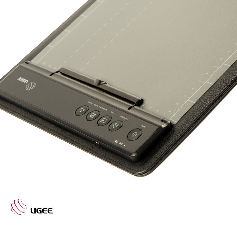 Ugee UGEE A4 Size Paper Cheap Graphic Electronic Digital Educational 2.4G Wireless Handwriting Tablet for Windows Android IOS Mac Handwriting Tablets image6