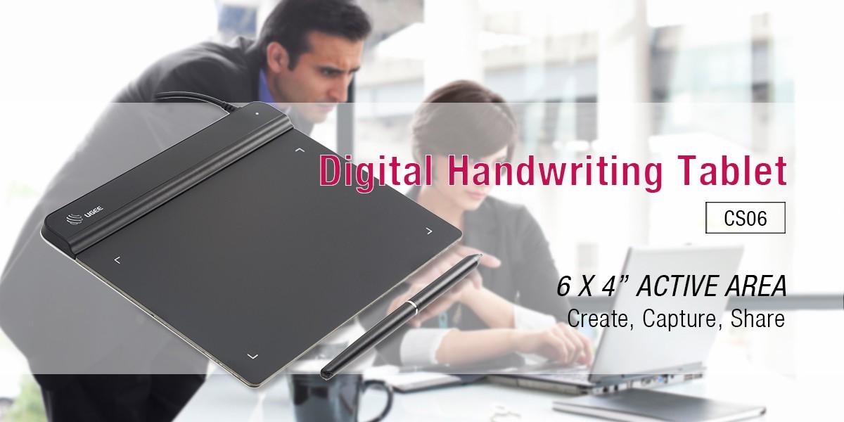 Ugee-64 Inch Paperless Electronic Digital Handwriting Set Cs06 - Ugee
