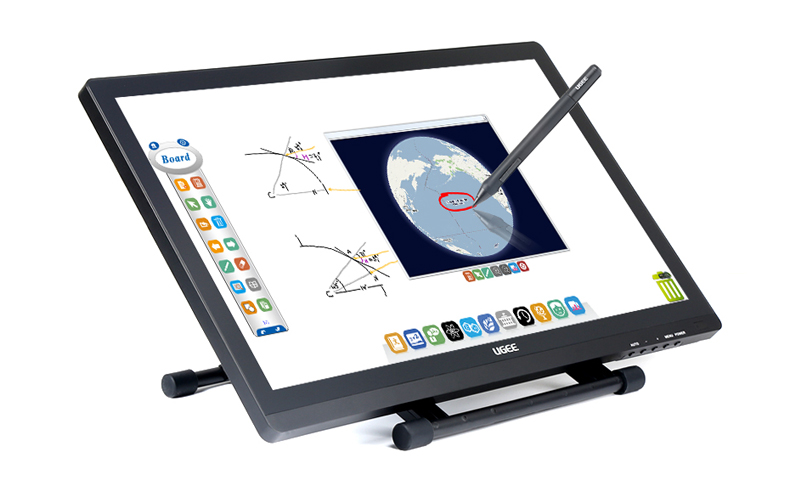 Ugee-215 Inch Ips Lcd Screen Digital Writing Clipboard Monitor Ug2150-2
