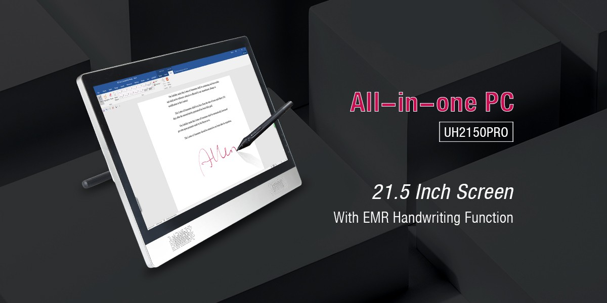 Ugee-215 Inch Emr Technology All-in-one Pc Ug22 | Digital Handwriting