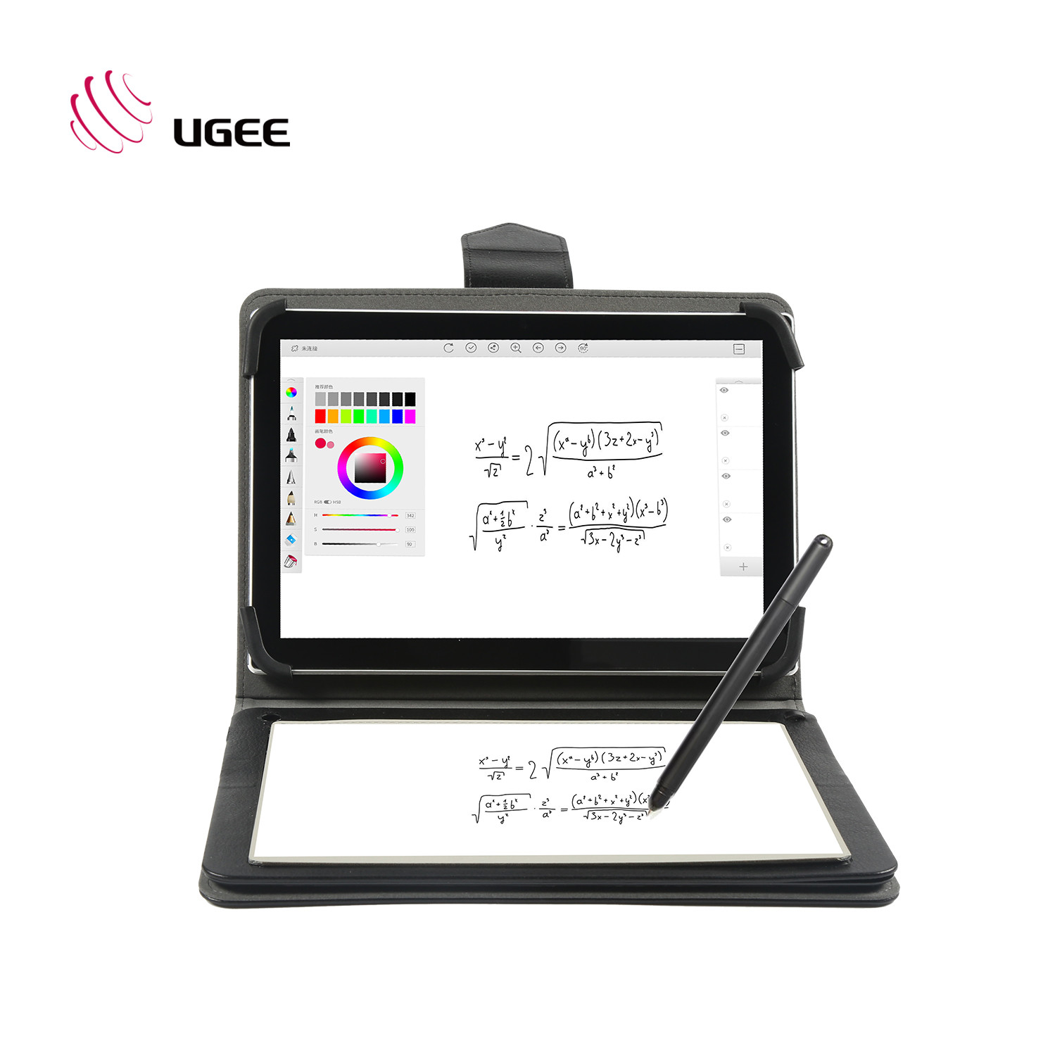 Ugee-Read Et05i Smart Writing Pad For Paperless Teaching Mode News On Ugee Technology