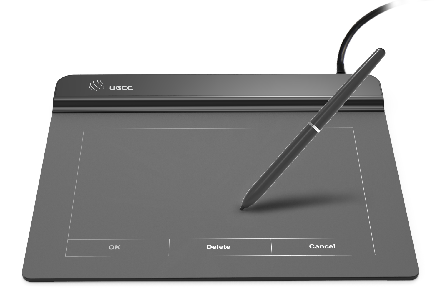 Ugee-High-quality Electronic Signature and Digital Pad For Signing Factory-2