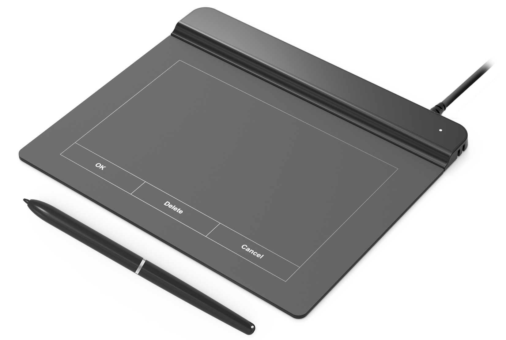 Ugee-High-quality Electronic Signature and Digital Pad For Signing Factory-4