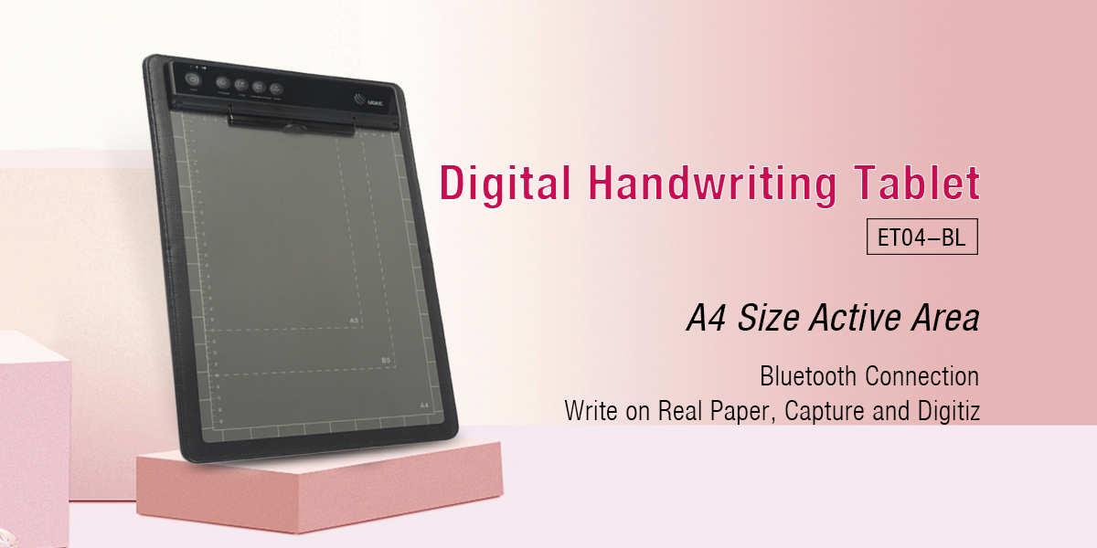 Ugee-Professional Digital Writing Folio Digital Writing System Manufacture