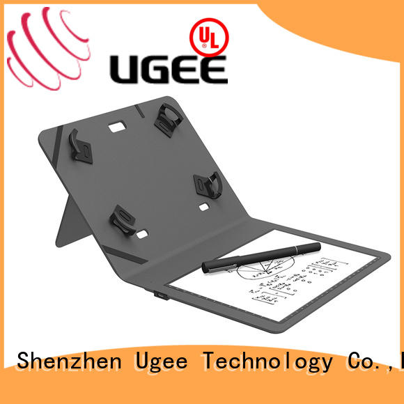 Ugee digital writing clipboard easy to use for homework