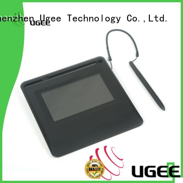 android graphic handwriting tablet usb Ugee company