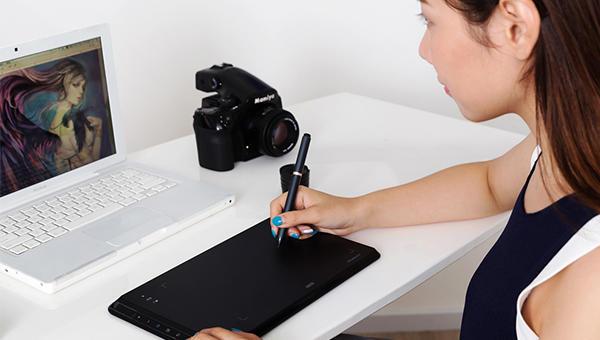 EX07W Handwriting Tablet