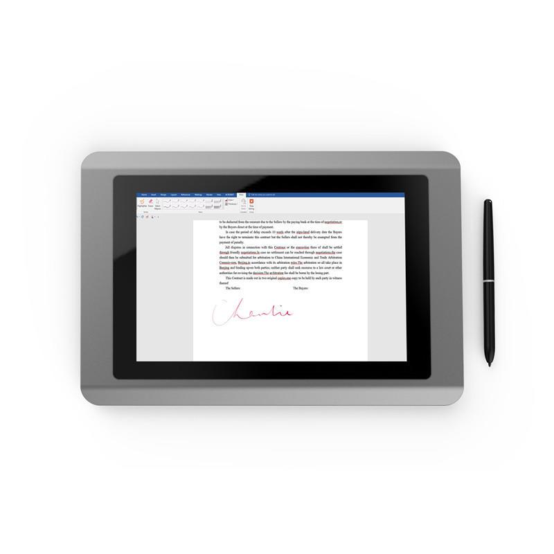 10.1 inch Digital LCD Signature Pad UG101NF