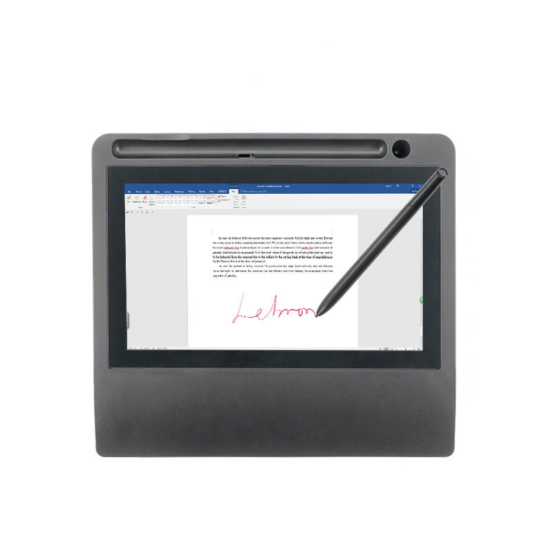 7 inch TFT LCD Electromagnetic Electronic Signature Pad with Stylus UG07