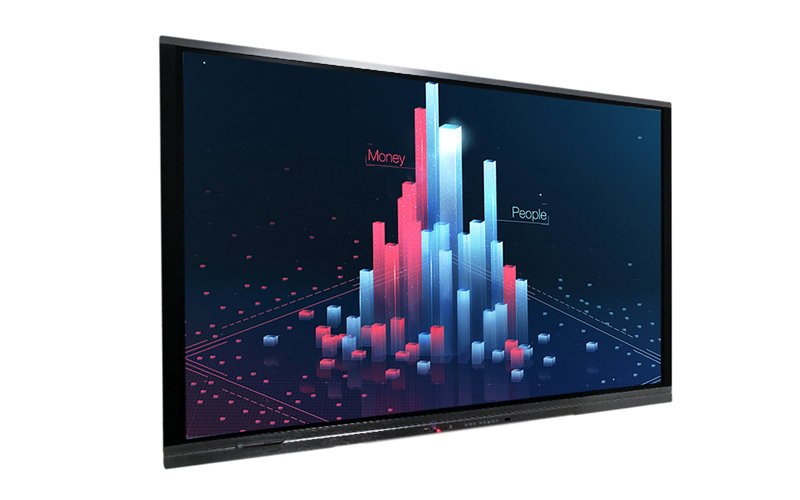 Ugee-Professional 65 Inch Digital Smart Interactive Flat Panel Uh65 Supplier-2