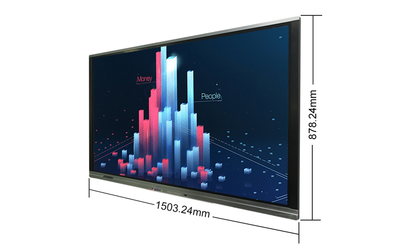 Ugee-Professional 65 Inch Digital Smart Interactive Flat Panel Uh65 Supplier-3