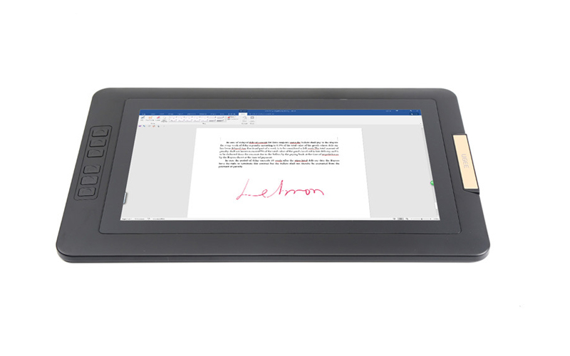 Ugee-133 Inch Ips Screen Electronic Signature Pad Ug1330 | Electronic-2