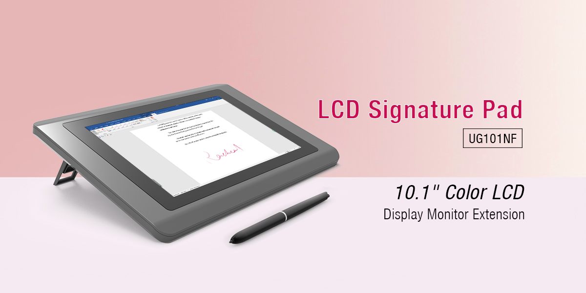 Ugee-Find Pad Signature digital Signature Pad On Ugee Technology