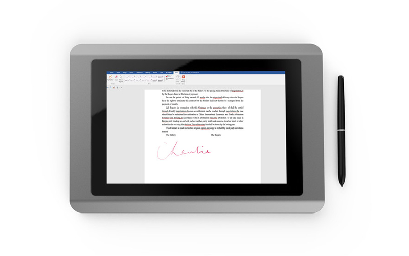 Ugee-Find Pad Signature digital Signature Pad On Ugee Technology-2