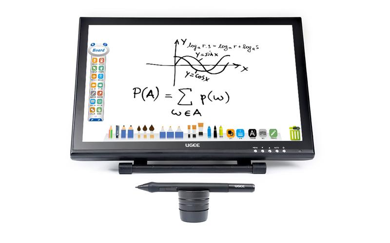 Ugee-191 Inch Ips Lcd Screen Digital Handwriting Tablet Monitor Ug1910-3