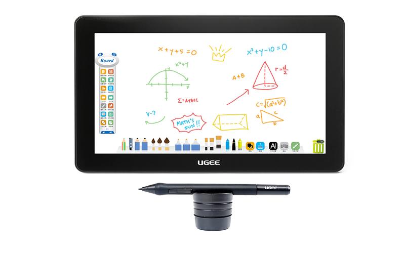 Ugee-High-quality 156 Inch Ips Lcd Screen Digital Writing Clipboard-2