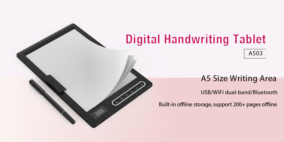 Ugee-Manufacturer Of Smart Writing Set Et-a503