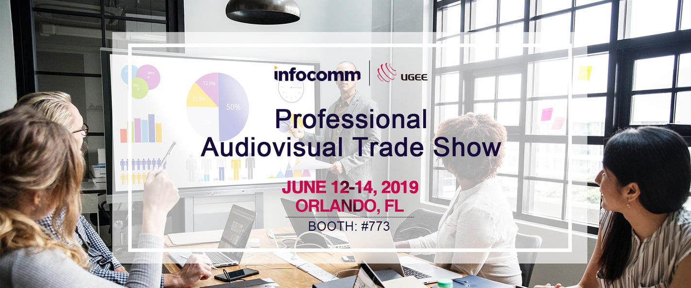 Ugee-Ugee Exhibited At June 12 -14, 2019 At The Orlando Convention Center ,