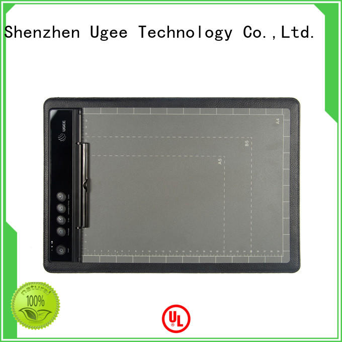 10 inch lcd sign pad Ugee manufacture