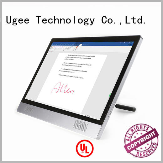 Wholesale top selling sign pad new Ugee Brand