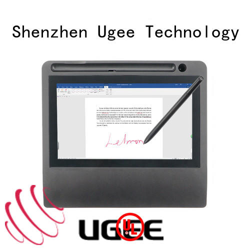 original mac handwriting tablet signature paper Ugee company