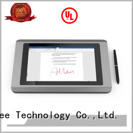 fingerprint original saving Ugee Brand handwriting tablet supplier