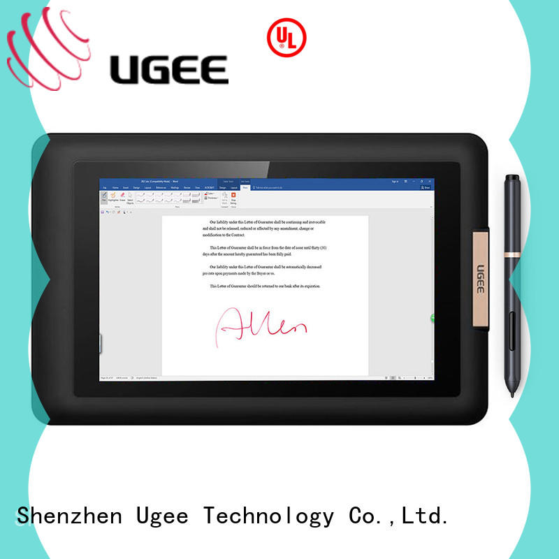 Ugee signature pad factory price for commercial activity
