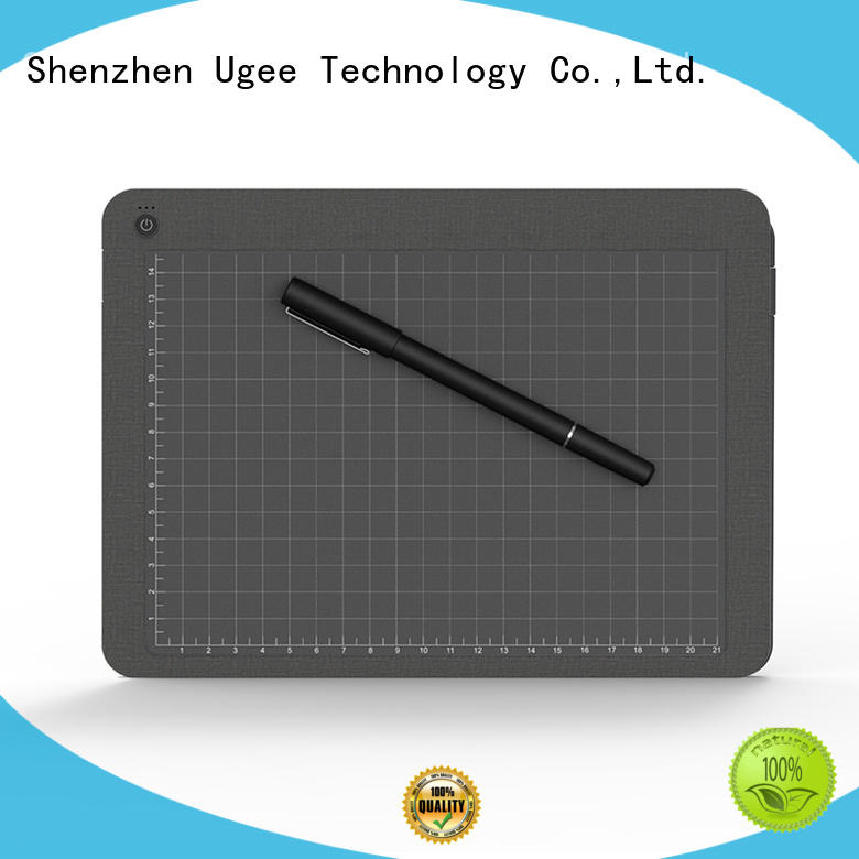 electromagnetic inch design sign pad Ugee Brand