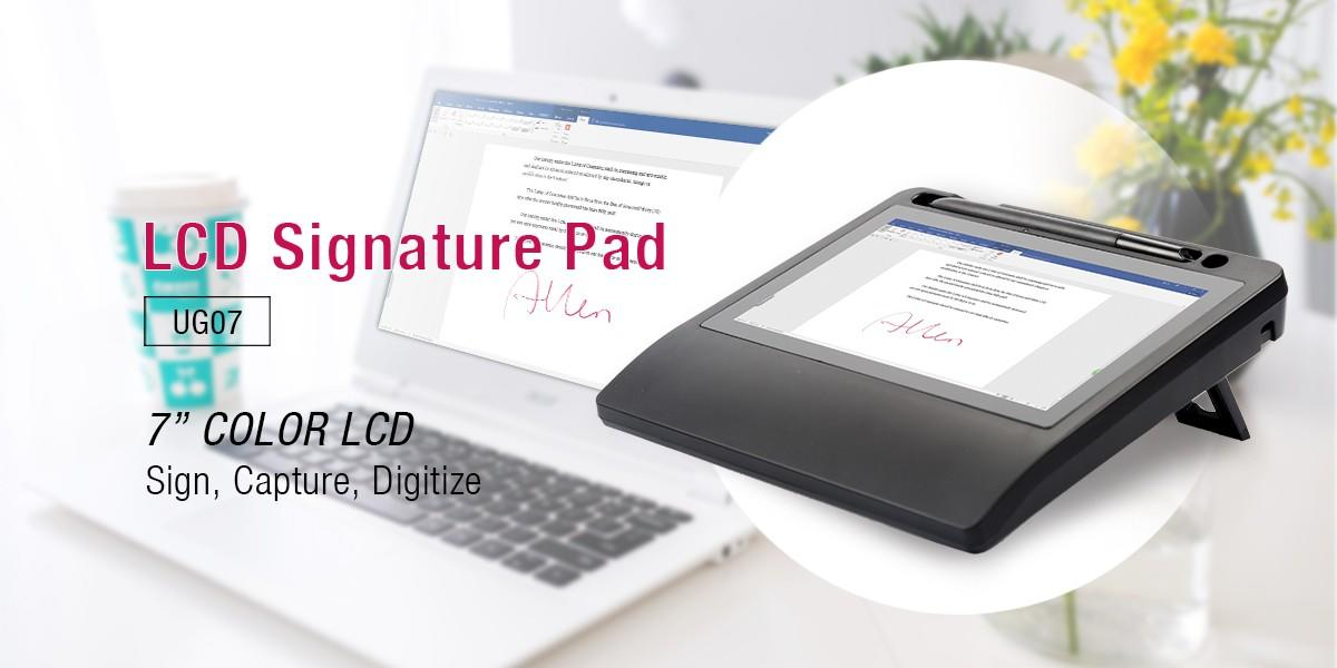 Ugee-Professional Size 24g Bluetooth Best Tablet For Writing Ugee