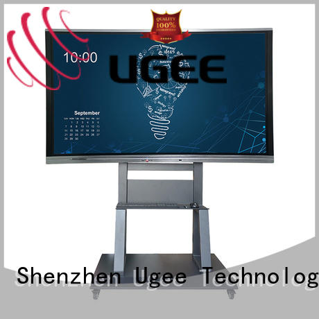 Ugee multi function Interactive Flat Panel online for Finance