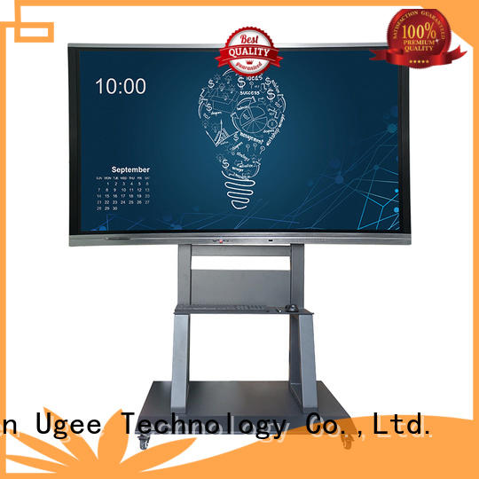multi function interactive panel price online for Business Hall Ugee
