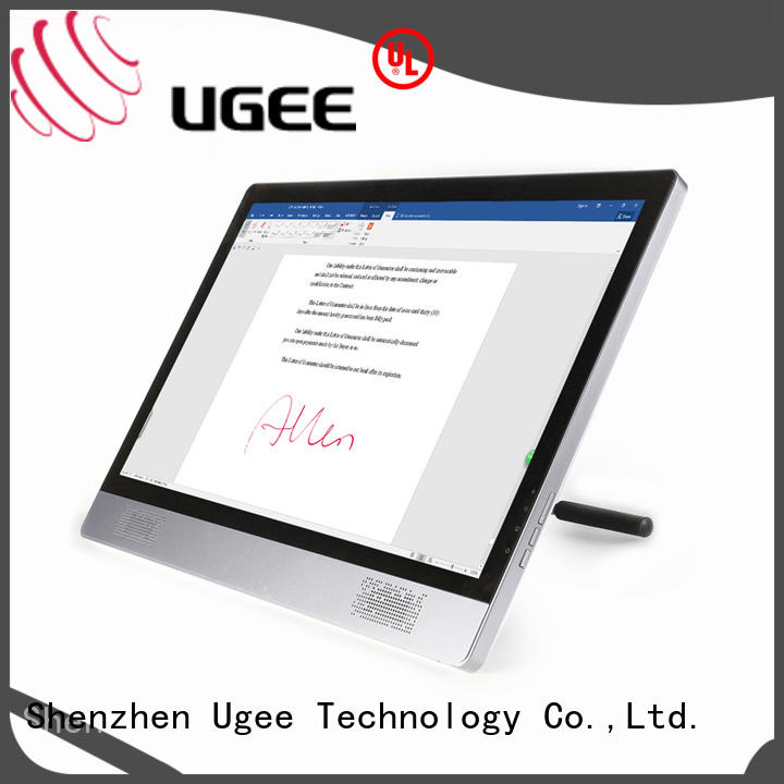 Ugee high quality digital writing set easy to use for micro-course