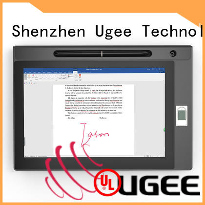 good quality electronic signature pad factory price for commercial activity