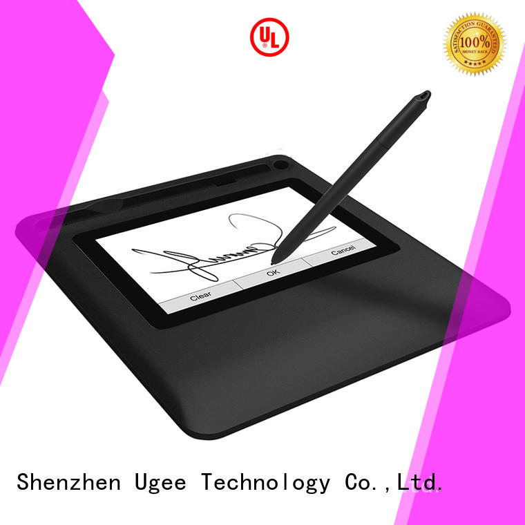 erasable top selling handwriting tablet usb 2.4g Ugee company